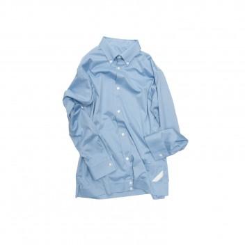 FLAT HEM SHIRT (KNIT SHIRT CLOTH)