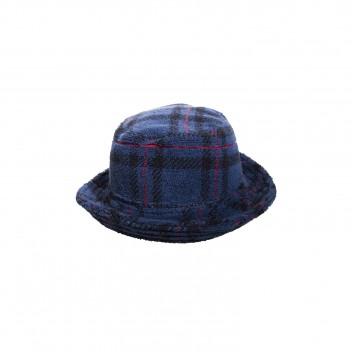 PORKPIE  HAT(PILE)