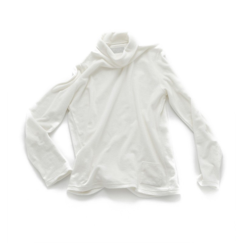 COTTON PILE TURTLE L/S