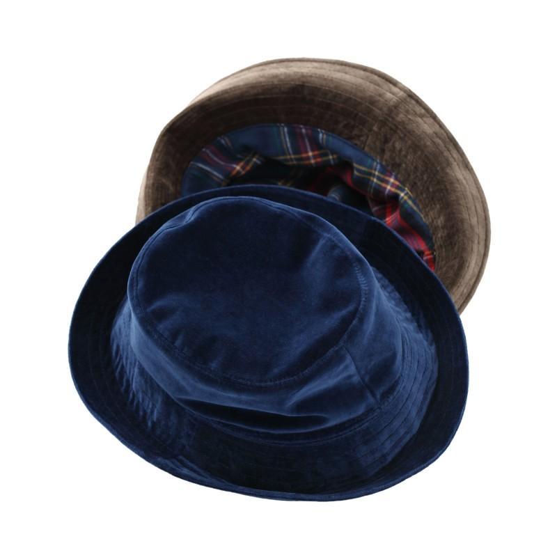 COTTON VELVET CORN HAT