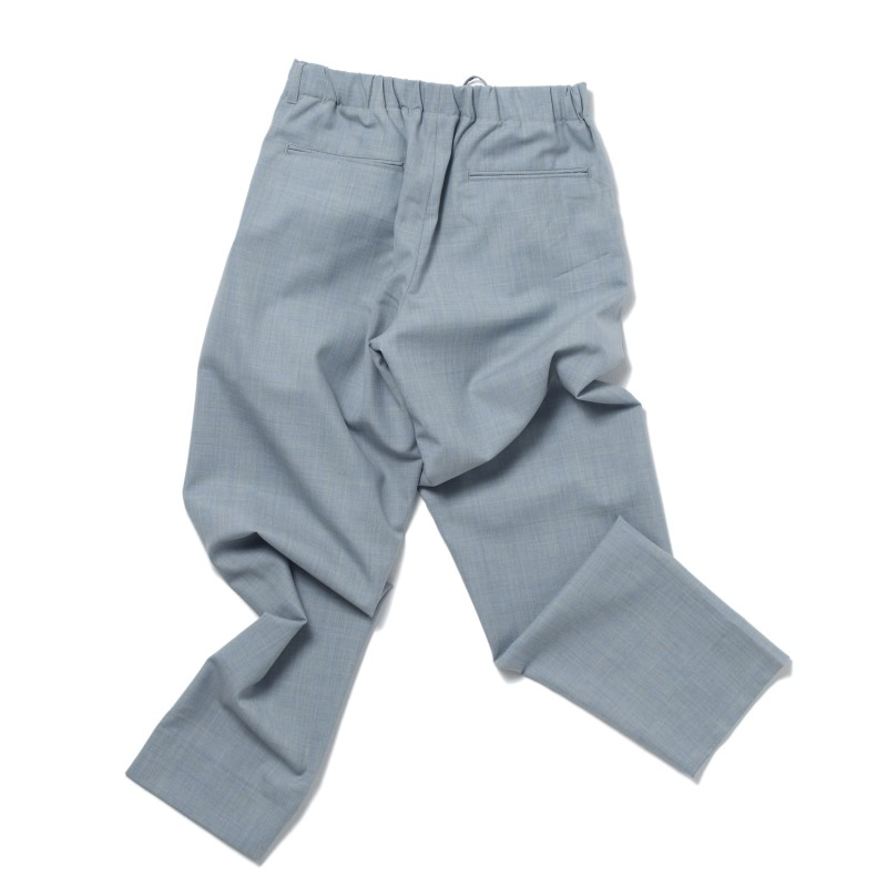 TEEN TROUSERS WOOL TROPICAL