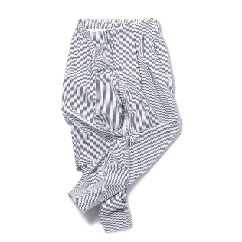 TEEN TROUSERS SEERSUCKER