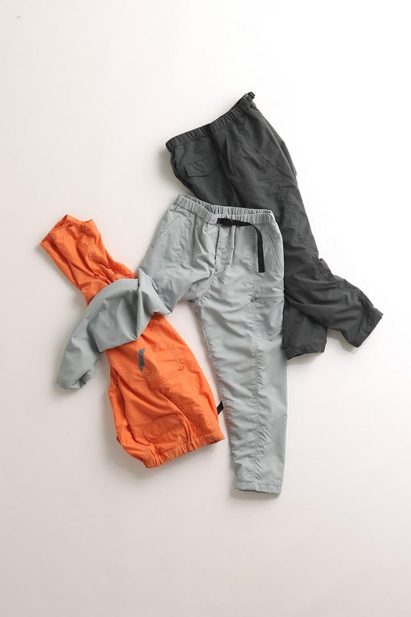 SOFT TRACK PANTS