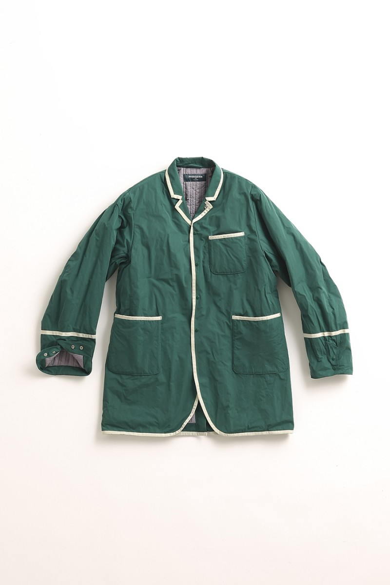 TECH LONG SCHOOL JACKET
