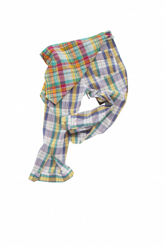 SHIRT OVER PANTS