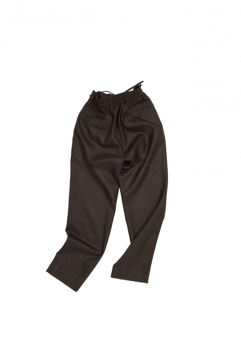 ELLE TROUSERS WOOL