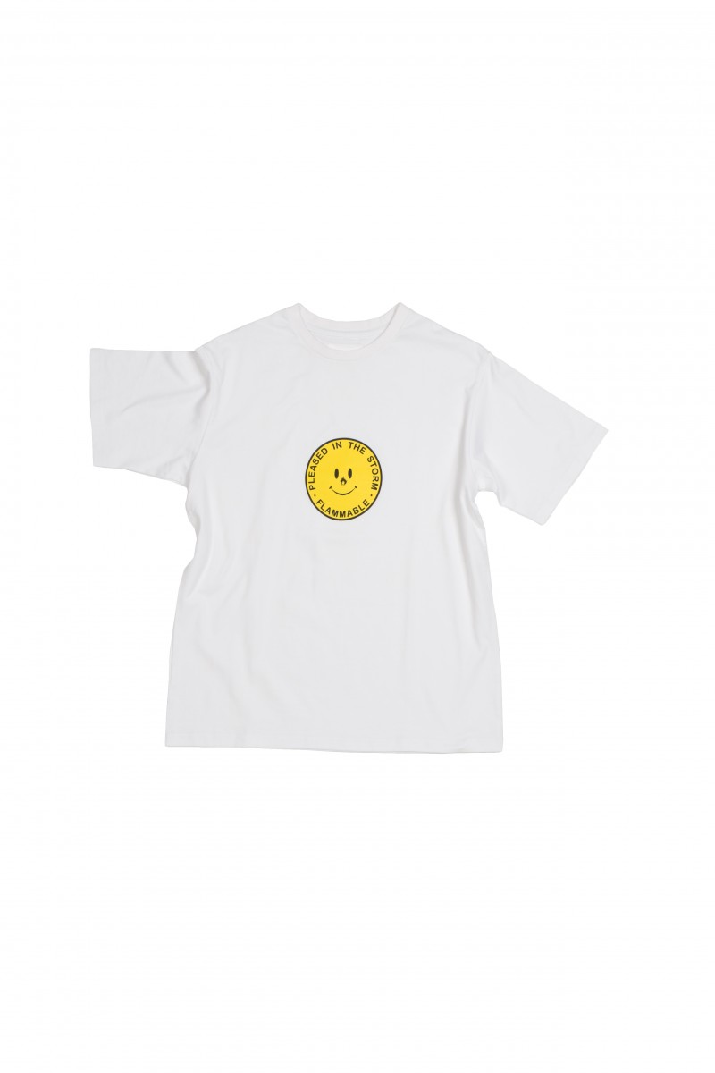 FLAME PLEASED TEE