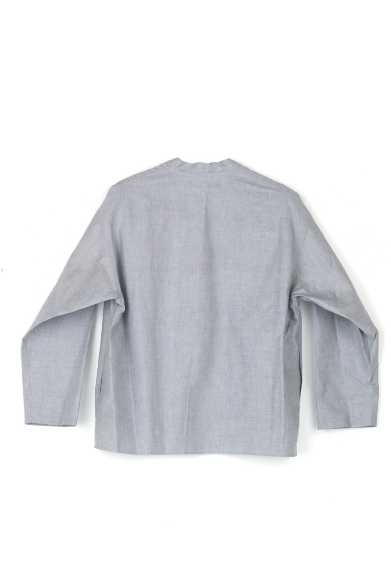 COVER SHIRT JACKET OX