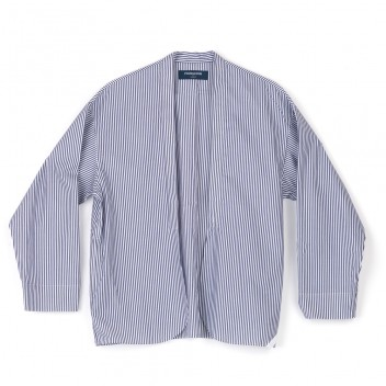 COVER SHIRT JACKET STRIPE