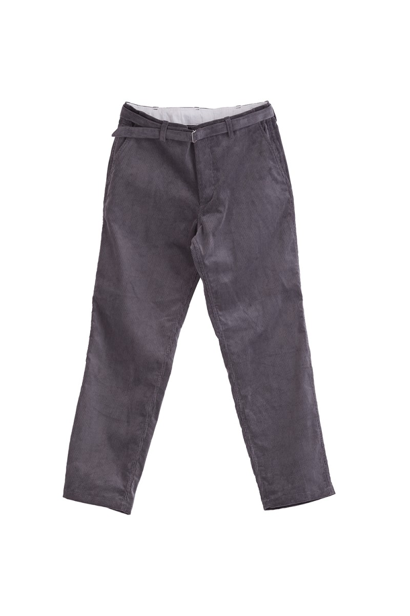 TOWN TROUSERS CORD