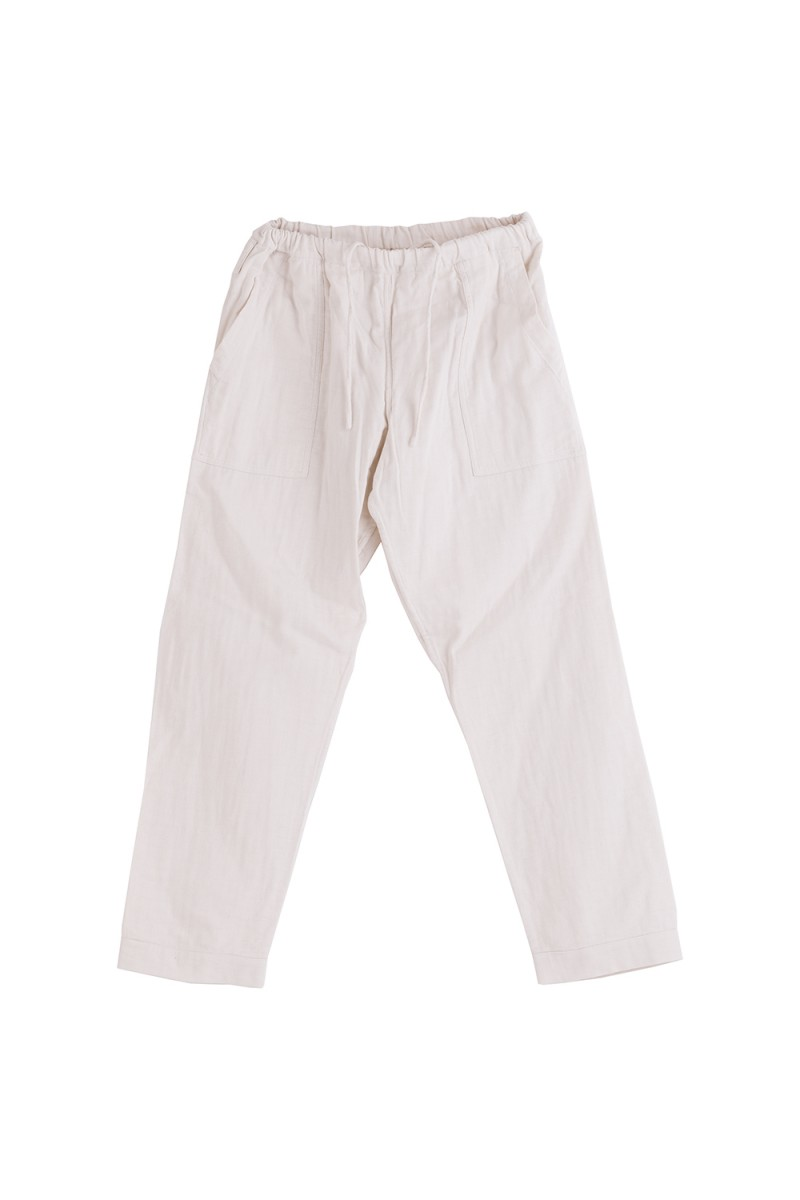 NIGHT PANTS GAUZE