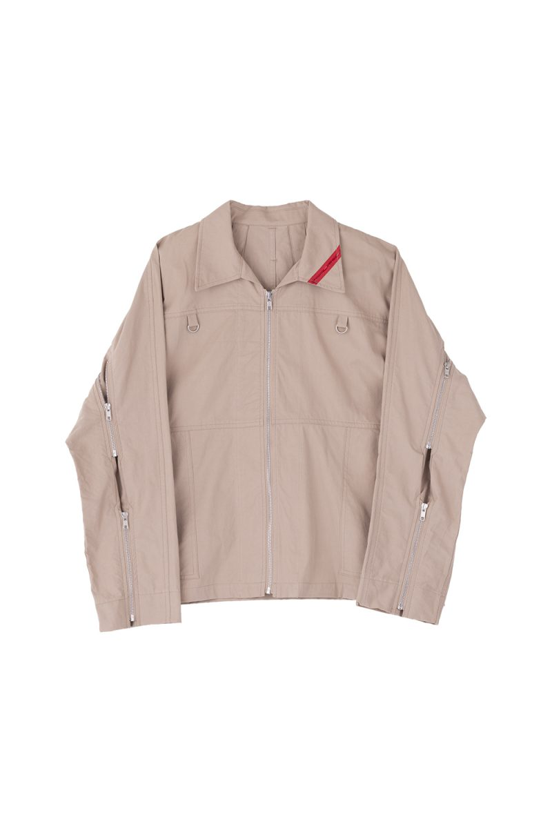 ZIP RUN JACKET