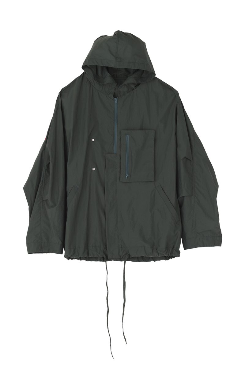 FEATHER PARKA