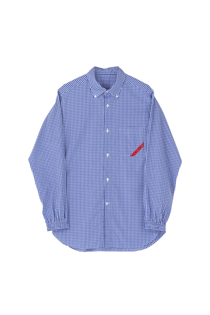 SOUP SHIRT GINGHAM