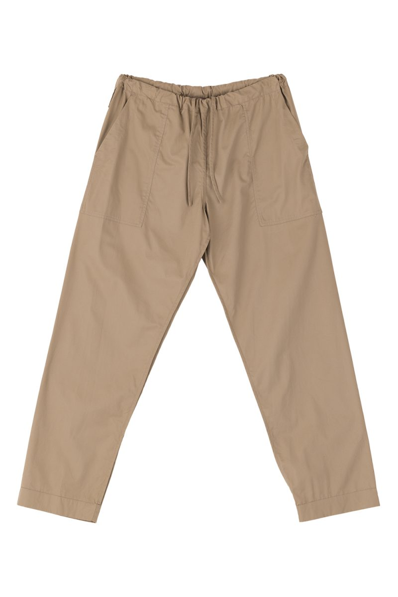 NIGHT PANTS HI TWILL
