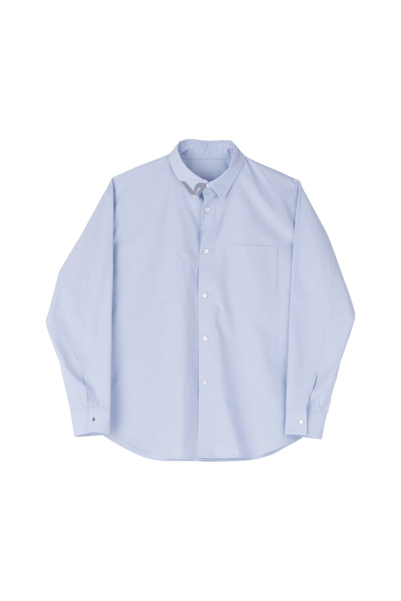 SIZE COLLAR SHIRT
