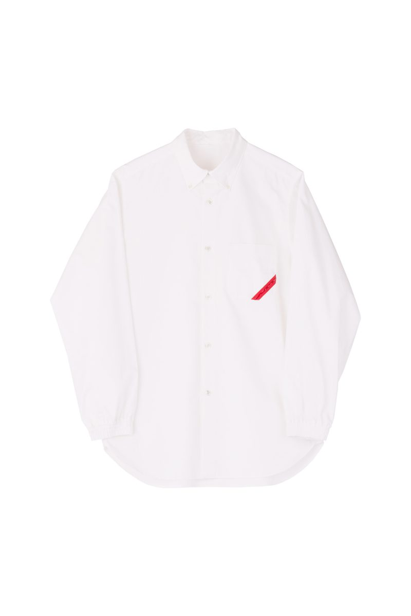 SOUP SHIRT  WHITE