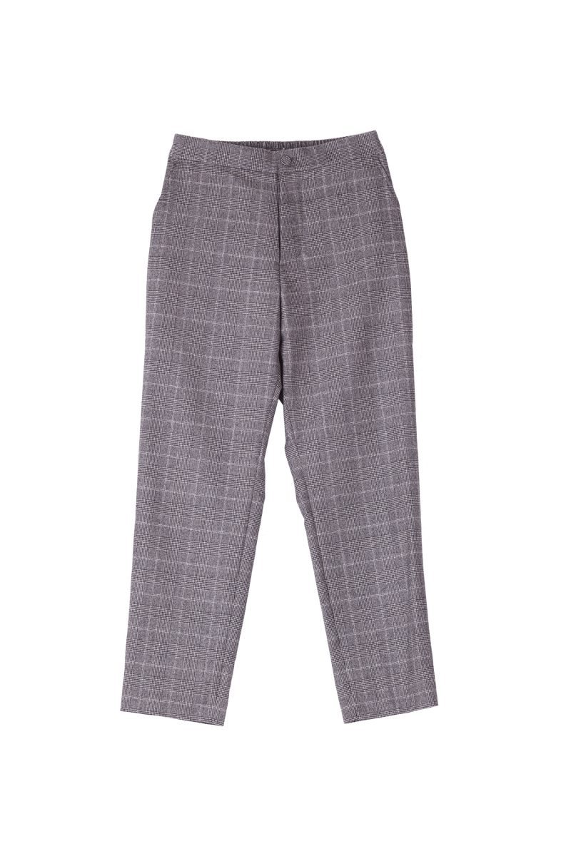TEEN TROUSERS WOOL