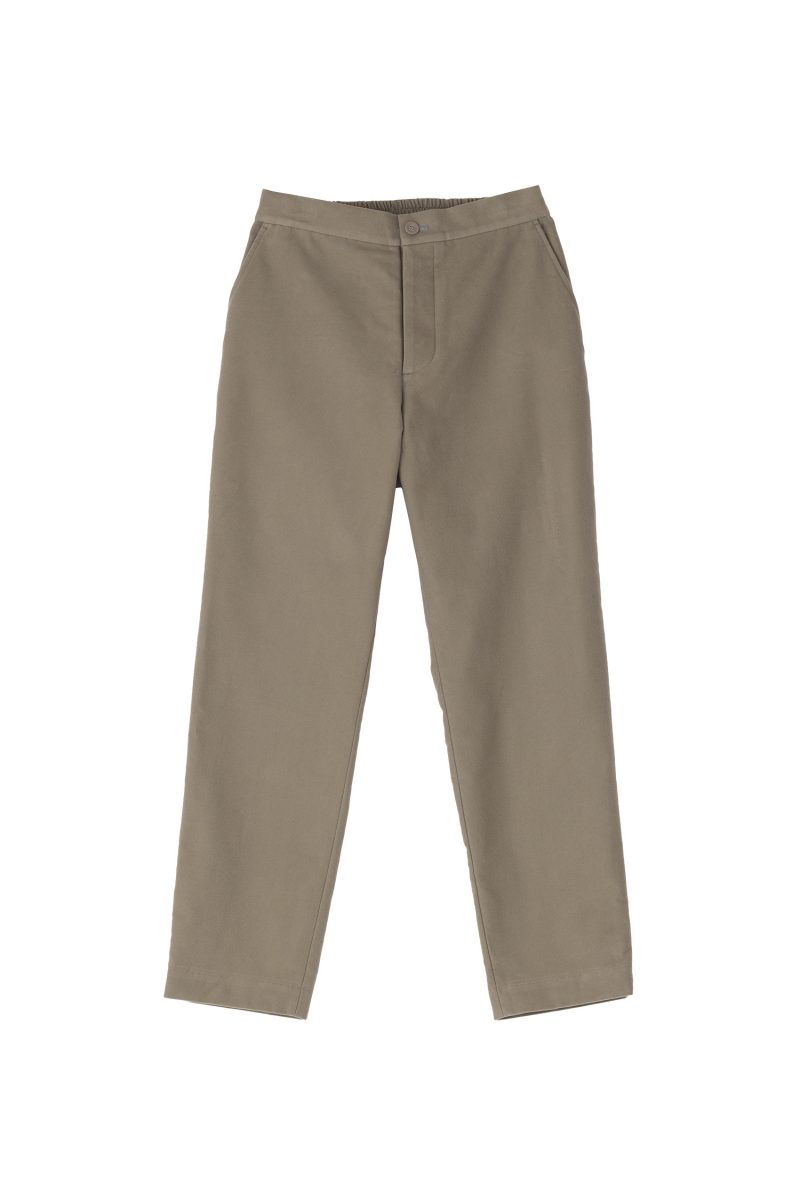 TEEN TROUSERS MOLESKIN