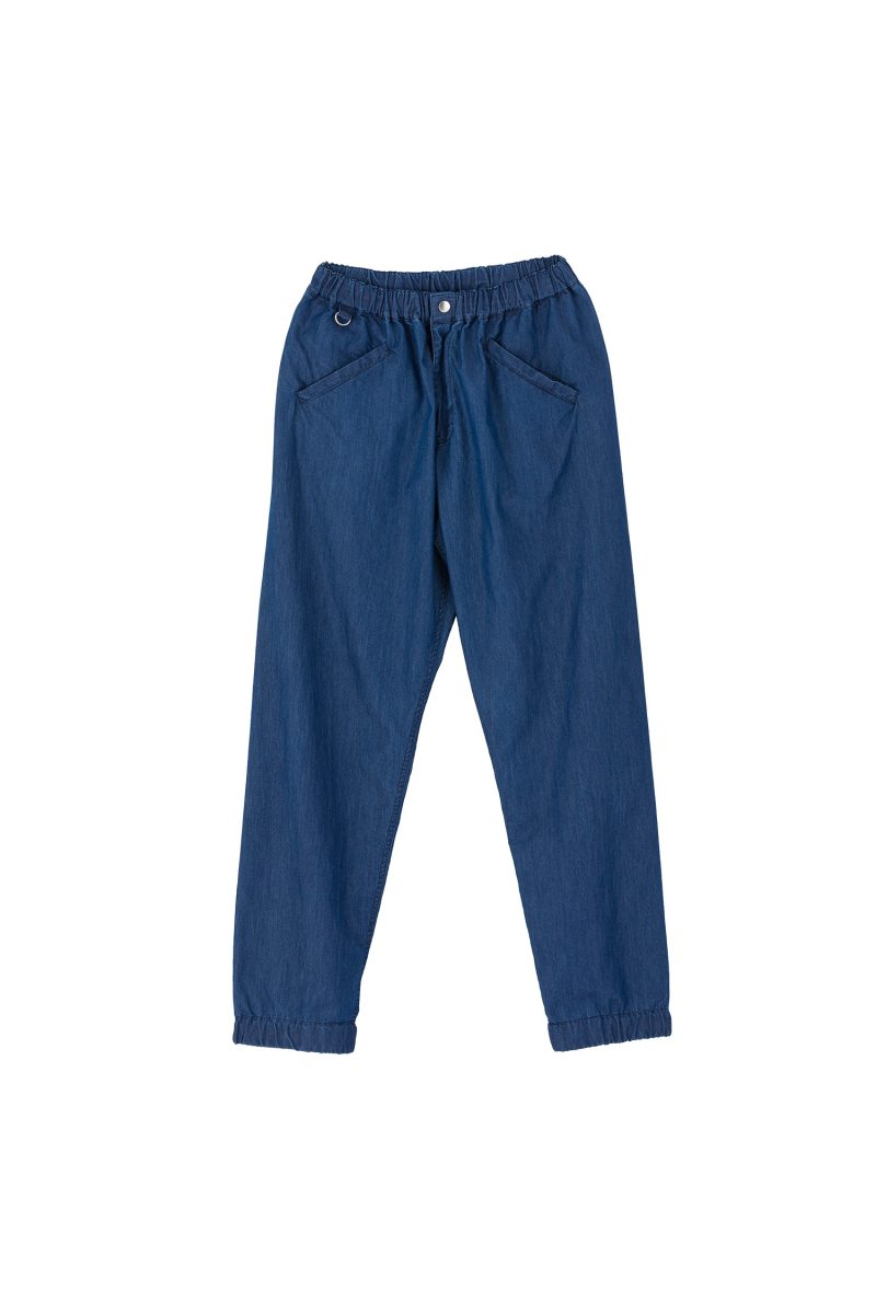M.N.P. PANTS LIGHT DENIM