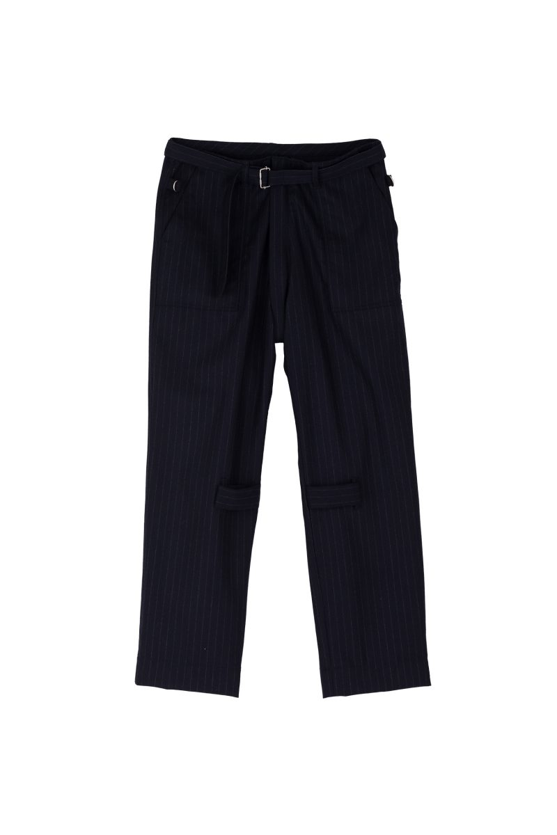 BONTAGE PANTS WOOL