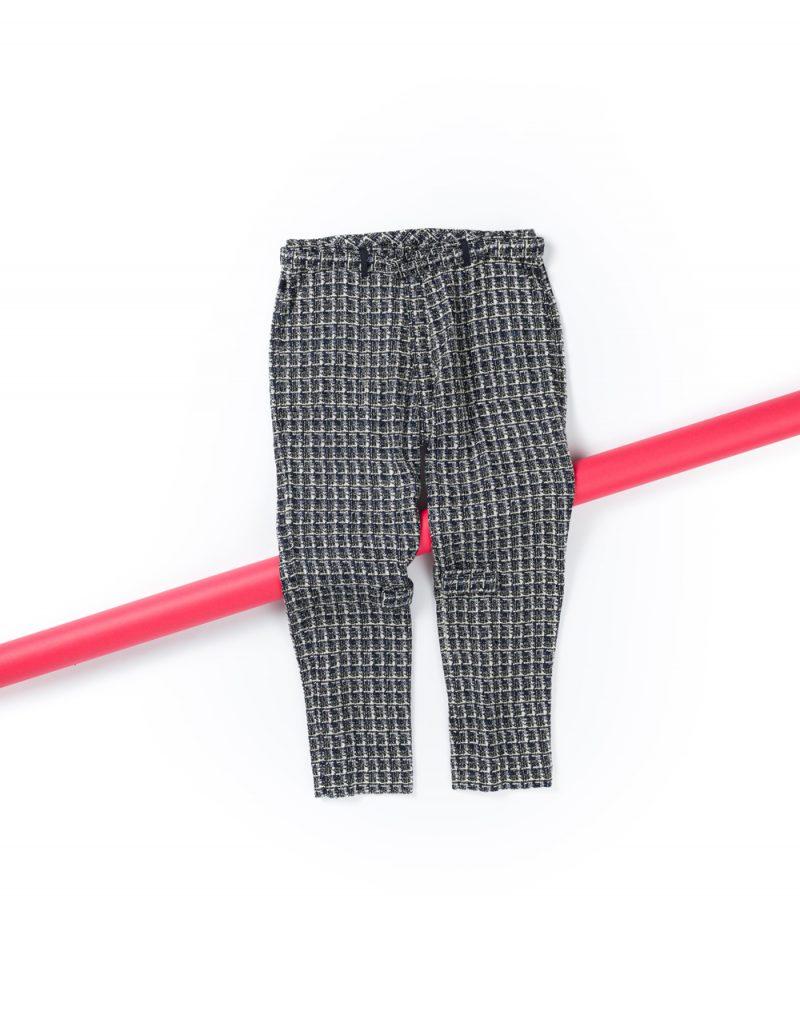 BONTAGE PANTS HI-TWEED